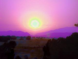 BILL BUSETTI - 134D - Sunset