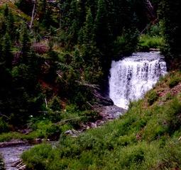 Crested Butte, Colorado Stream